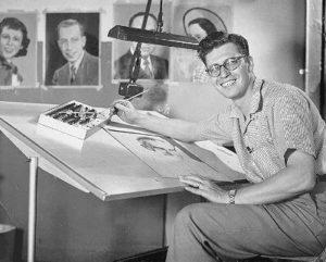 Dan Robbins twórca pierwszego zestawu